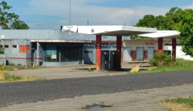 escasez gasolina Punceres