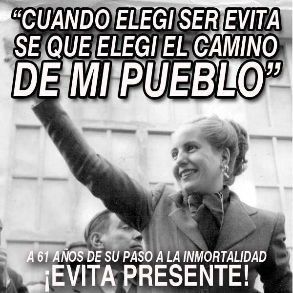 Eva Peron  La Verdadera Intencion