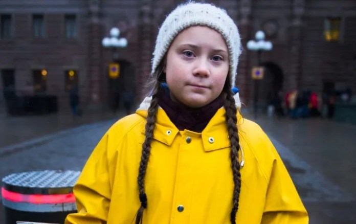 Greta Thunberg stopped talking and eating to 11 years of age; his fight changed his life