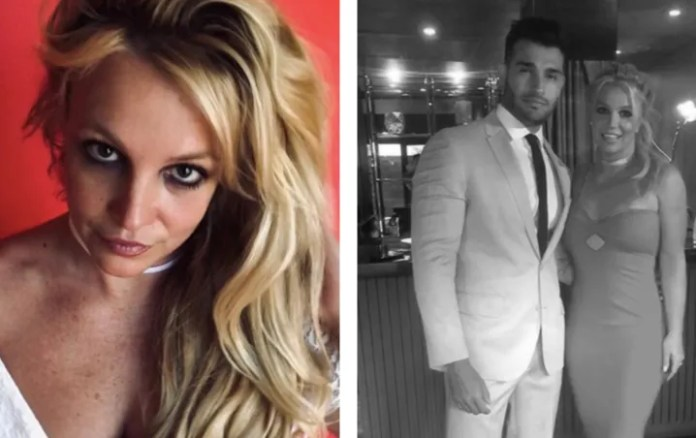 Britney Spears publishes hot photos in Instagram for your partner