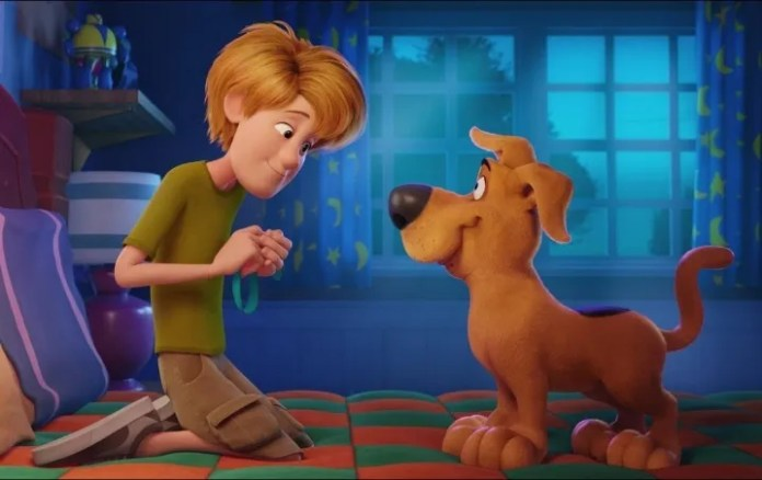 It Scooby! he premiered his second official trailer I REVEAL more surprises of the tape!
