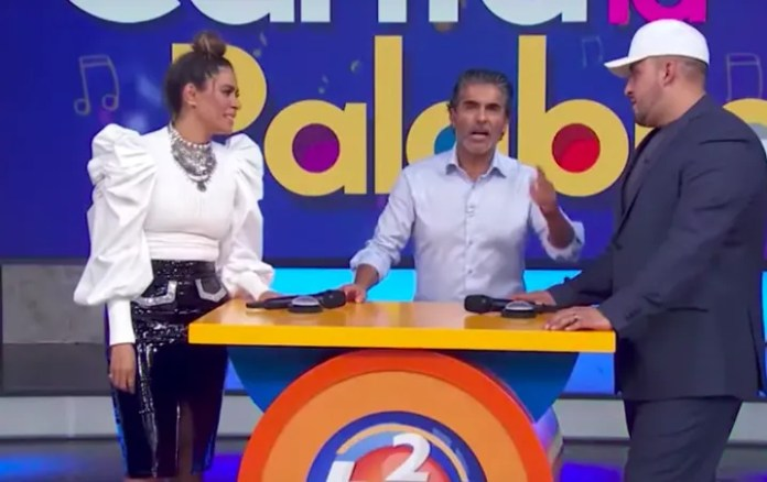 Galilea Montijo: So did the brother of Jenni Rivera at the sight of the conductive