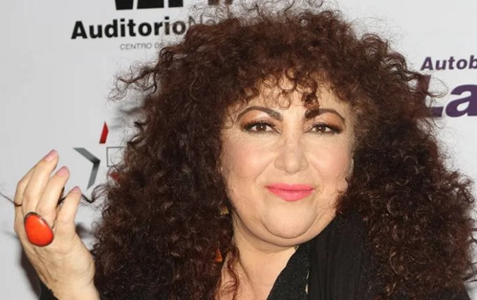 """VIDEO: Amanda Miguel sends another message to the """"afflicted"""" who have the Coronavirus/Photo: FM105"""