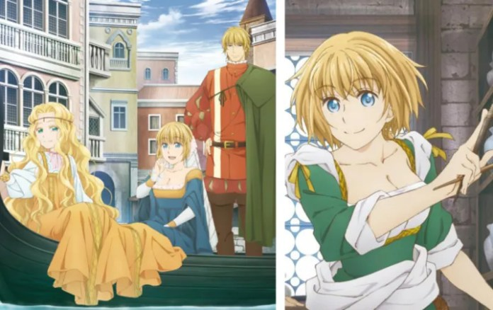 """ANIME: Premiered the promotional video of """"Art"""", they are Simply beautiful!"""