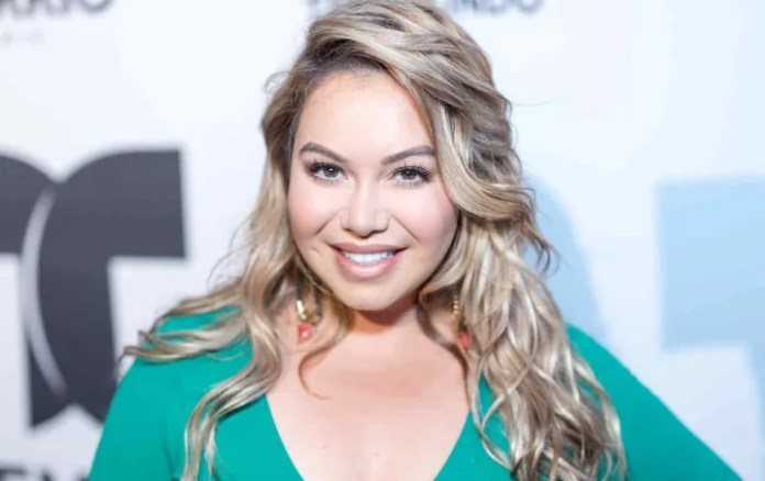 Chiquis Rivera will launch song with two great singers of regional mexican/Photo: Telemundo