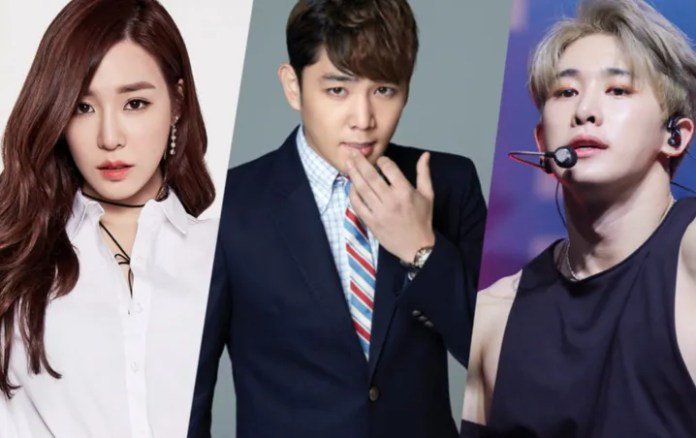 Famous singers of K-Pop who left their groups