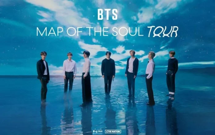 BTS: By COVID-19 suspended sale of tickets for world tour in Europe