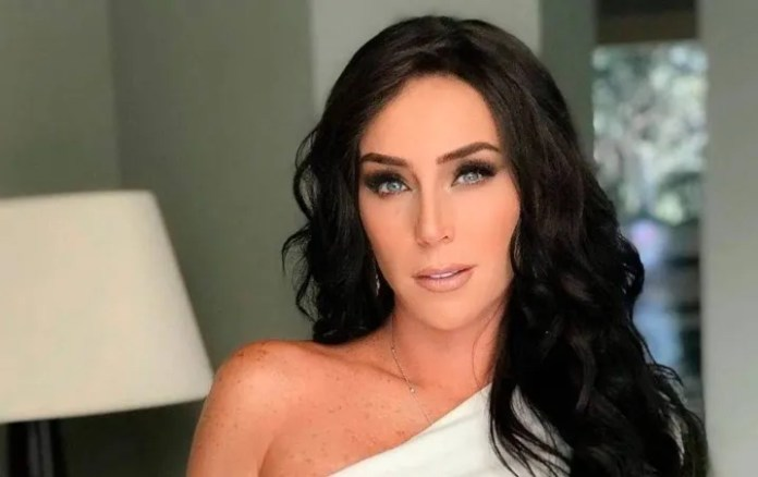 Ines Gomez Mont from home for the Coronavirus, he speaks of the demands that will made your ex-husband/Photo: Publinews