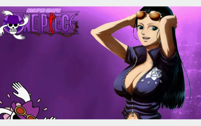 One Piece: The sexy cosplay of Nico Robin that has fallen in love with the fans