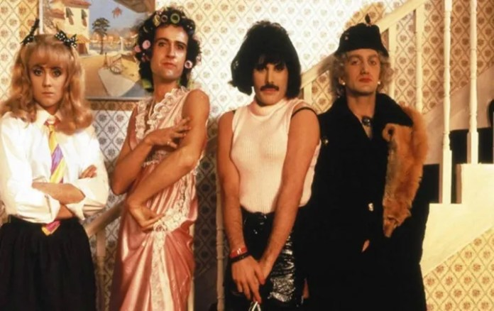 i want to break free song