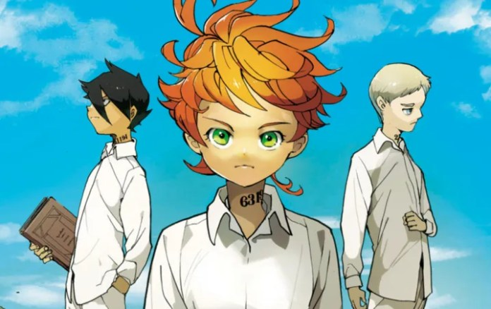 ANIME: The Promised Neverland includes reference COVID-19 in his sleeve