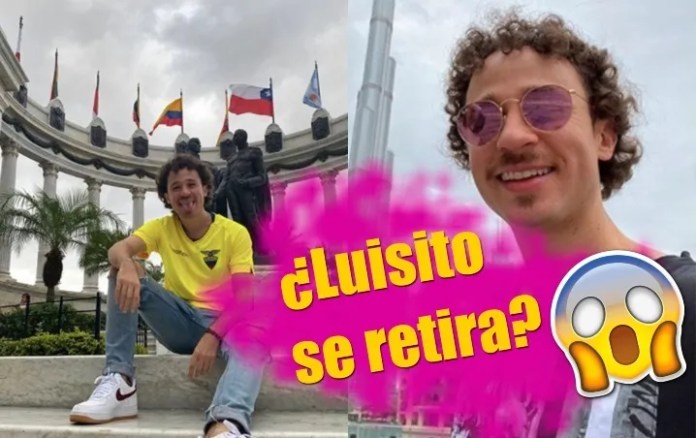 Does Luisito Comunica is removed from the trips around the world?