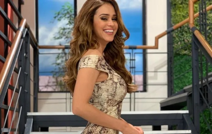 Yanet Garcia returns to Televisa and thus reacted to their fans (VIDEO)