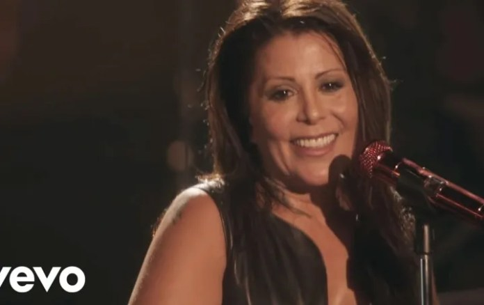 The day that Alejandra Guzman taught me the pants at a concert