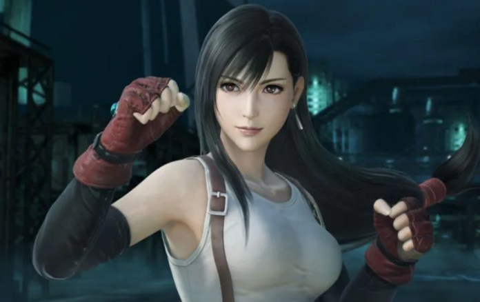 Final Fantasy VII: Cosplay Tifa Lockhart falls in love with the fans it Beautiful!