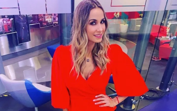 Odalys Ramirez returns to Televisa and thus wears his physical-OMG!