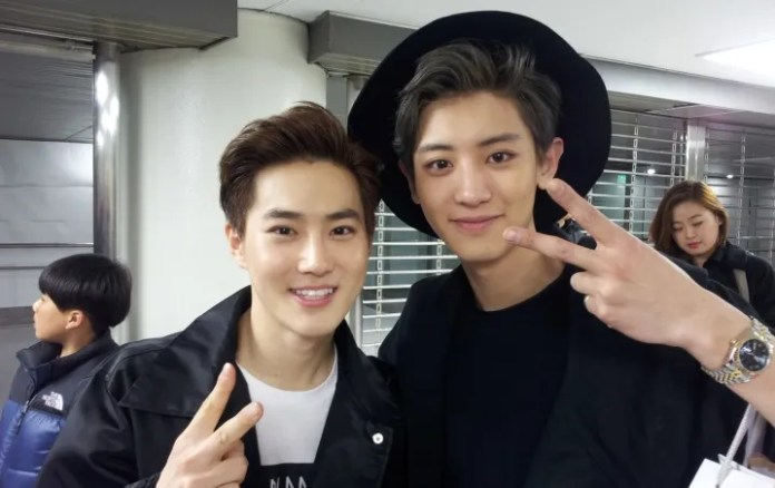 K-Pop: Suho of EXO receives tremendous shock of Chanyeol and His reaction says it all!