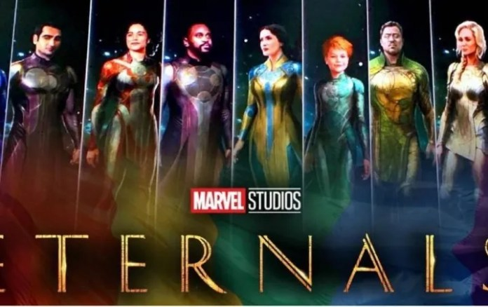"""Marvel: the fault of Funko Pop! he reveals himself to the villain of """"The Eternals"""""""