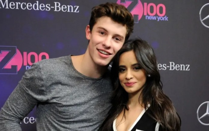 Camila Cabello and Shawn Mendes give to cuban sandwiches to a hospital in Miami