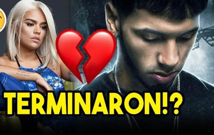 How they ended up? Karol G dedicated romantic theme to a man who is not Anuel AA