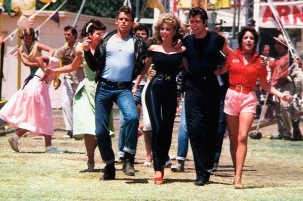 The rhythm of the songs of Grease are second to none