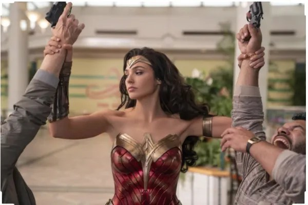 Wonder Woman 1984: Filter out new images of the new movie with Gal Gadot