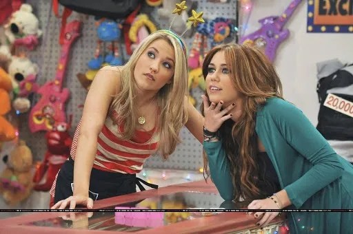 Miley Cyrus revives Hannah Montana in emotional reunion with Emily Osment