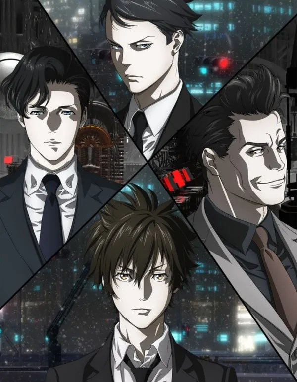 ANIME: is Movie of Psycho Pass 3 announces a fourth season of the series?