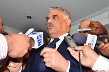 Miguel Vargas Maldonado recibe la casa nacional del PRD