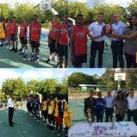 VILLA CENTRAL: Inicia Torneo Baloncesto Academia Deportiva Herasme Melo