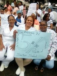 PROTESTA MEDICOS bARAHONA2