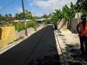 calles asfaltada