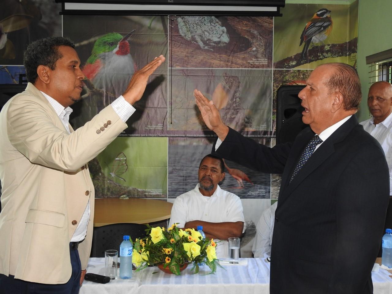 EN BARAHONA: Hay nuevo director en Medio Ambiente; Miguel Mella es ahora supervisor ambiental