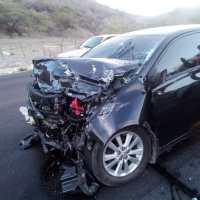 BARAHONA: Abogado Praede Olivero sufre accidente próximo a Quita Coraza