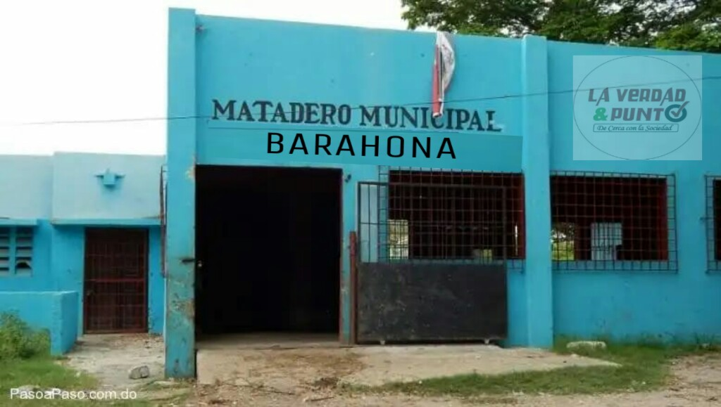 Obras Públicas dará primer picazo para construir Matadero Municipal