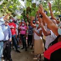 CABRAL: Moisés y Pastor Báez juramentan miembros del PLD; pasan al PRM