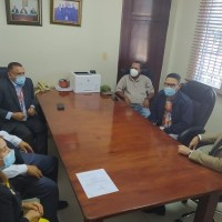 BARAHONA: Edesur garantiza fluido eléctrico calidad Poder Judicial