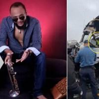 Fallece merenguero Kike Mangú en accidente de tránsito