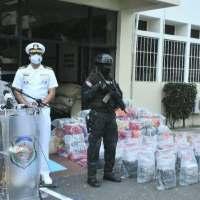 BARAHONA: Ocupan 191 paquetes cocaína y más 500 pacas marihuana