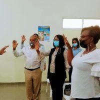 BARAHONA: Juramentan Comisión de Efemérides Patrias