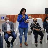 BARAHONA: Gobernadora se reúne con Comisión Central del Plan Social