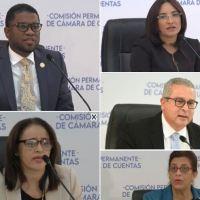 Senado elige nuevos miembros de la Cámara de Cuentas