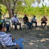 JAQUIMEYES: Presentan propuesta cooperativa de especies marina al diputado Moisés Ayala; felicita iniciativa