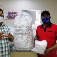 BARAHONA: Doctor Teodoro entrega pañales a hospital Jaime Mota