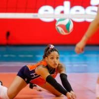 Las Reinas del Caribe son las campeonas de la Copa Panamericana de Voleibol