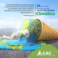 CAC en el Día del Cambio Climático