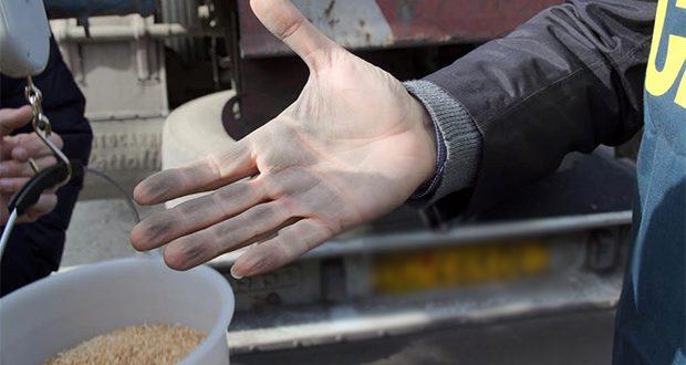 Bloccata e poi Respinta una nave carica di grano estero arrivata nel Porto di Pozzallo!