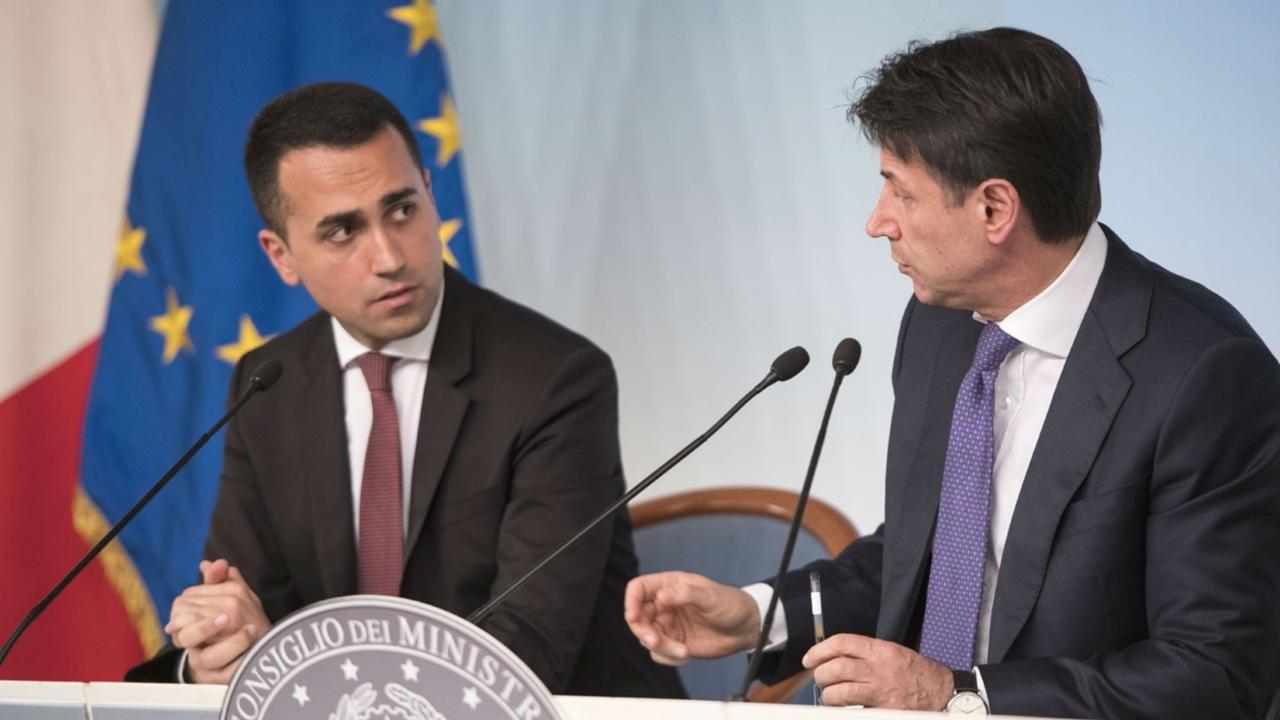 Tsunami sull'economia italiana: crollati i consumi, a rischio 5 milioni di posti di lavoro e 4 microimprese su 10, a causa del lockdown