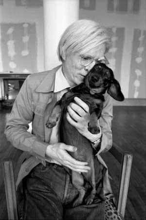 Andy Warhol e il suo Archie