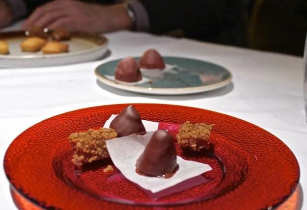 bare restaurant Bergen lavFODMAP 13